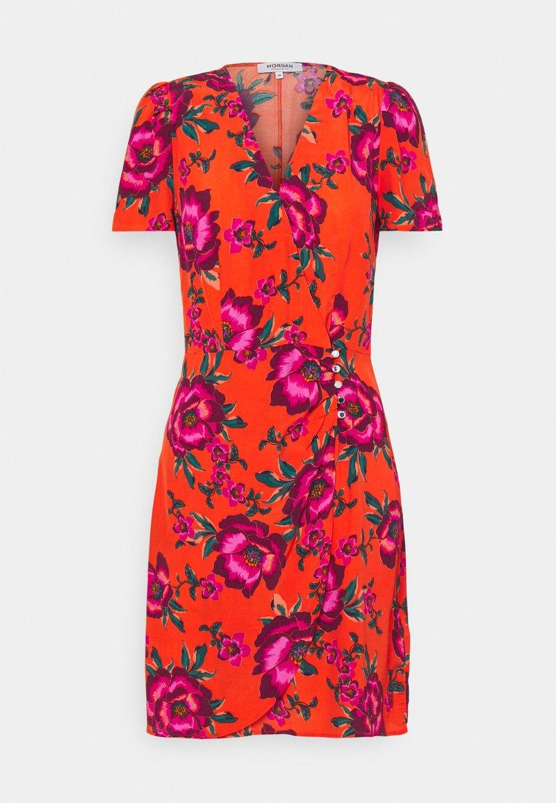Morgan - RICHIC - Denní šaty - orange