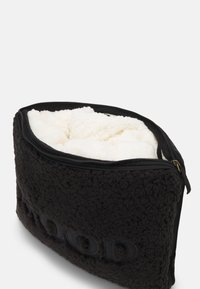 TYPO - CONVERTIBLE CUSHY THROW - Other accessories - mood black - 1