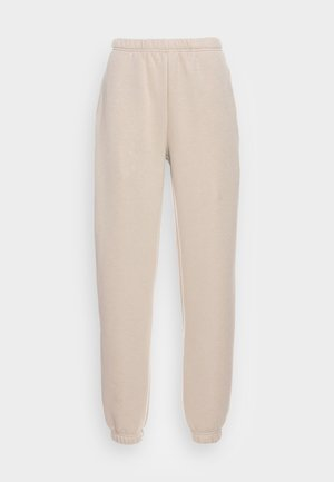 BASIC - Verryttelyhousut - pure cashmere