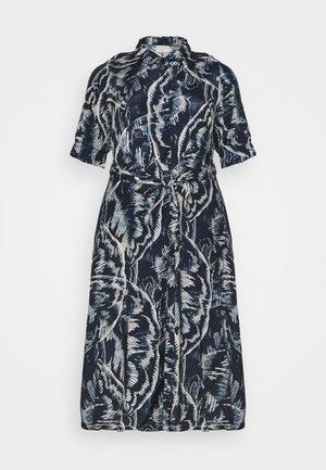 VALENTIN DRESS - Day dress - blue