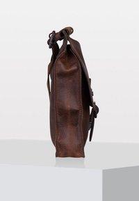 Harold's - brown - Across body bag - brown - 2
