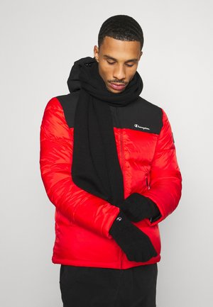 LEGACY WINTER SET UNISEX - Halsduk - black