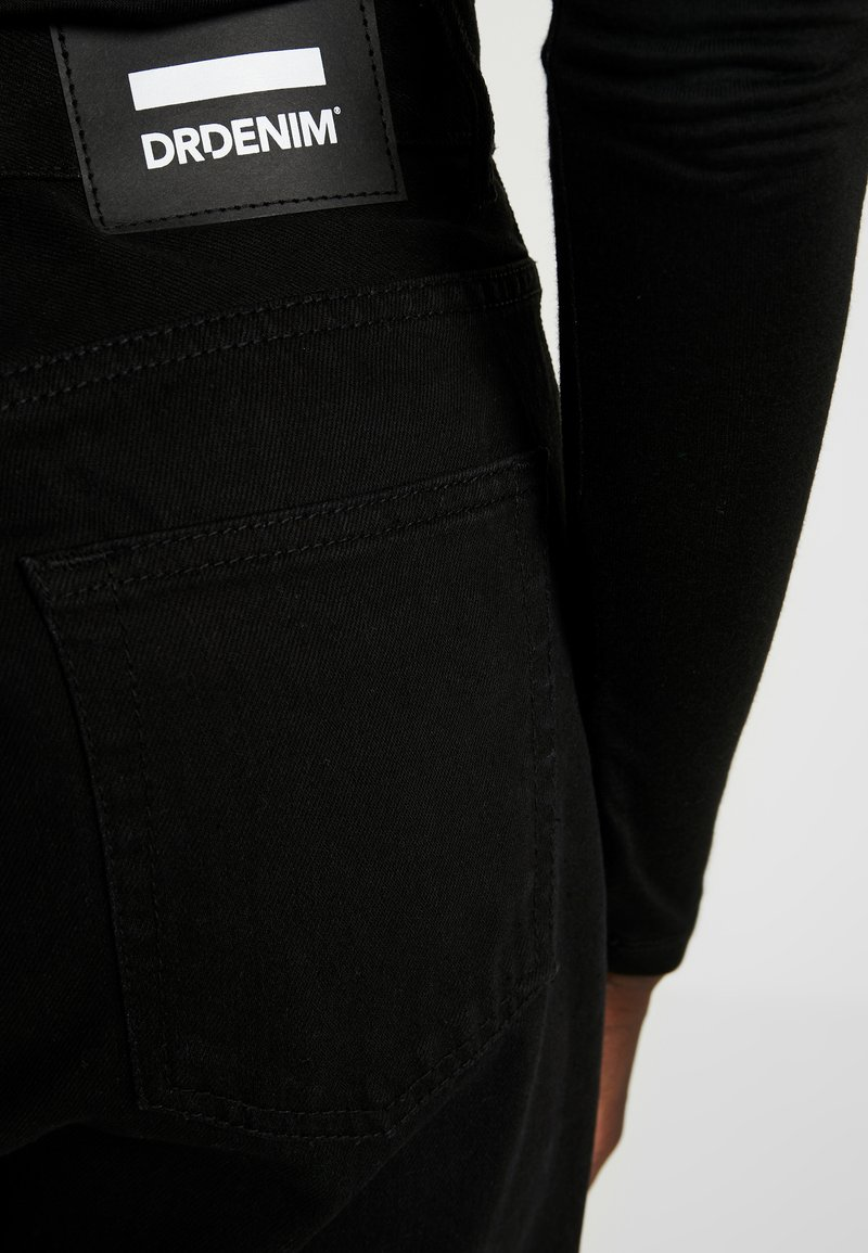 Dr.Denim Tall NORA MOM - Jeans Relaxed Fit - black/schwarz qc4uOu