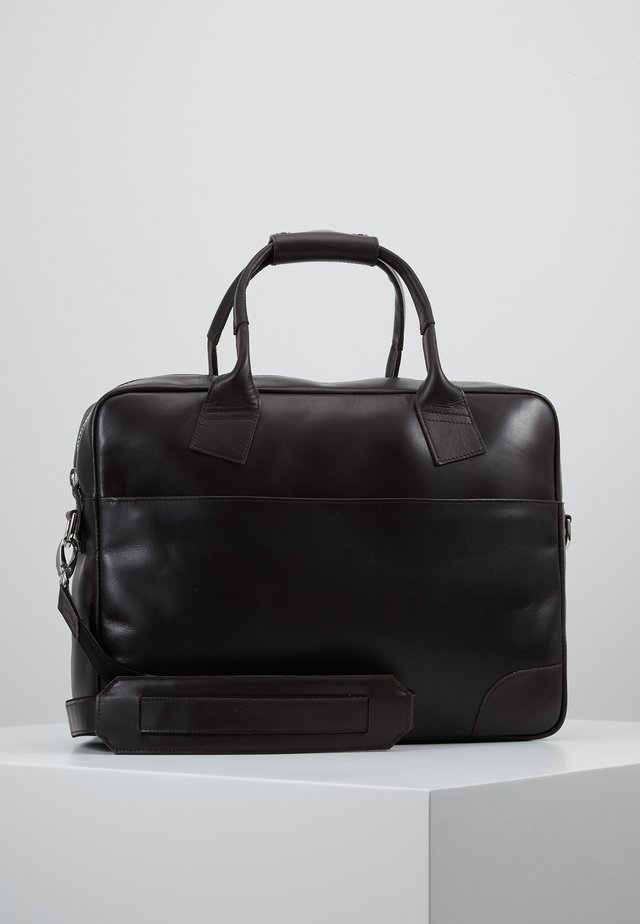 NANO DAY BAG - Briefcase - brown