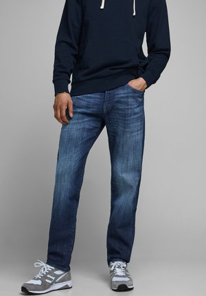 REGULAR FIT JEANS CLARK ICON JJ 254 - Jeans straight leg - blue denim