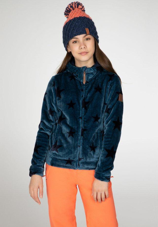 FINA - Fleece jacket - ground blue