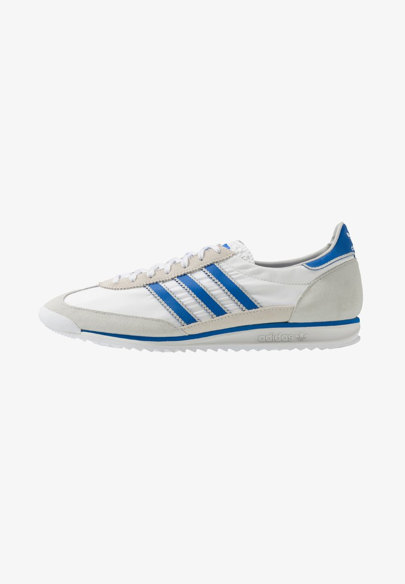 adidas Originals - Trainers - footwear white/blue/grey one