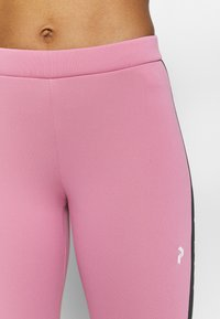 Peak Performance - RIDER PANTS - Collants - frosty rose - 5