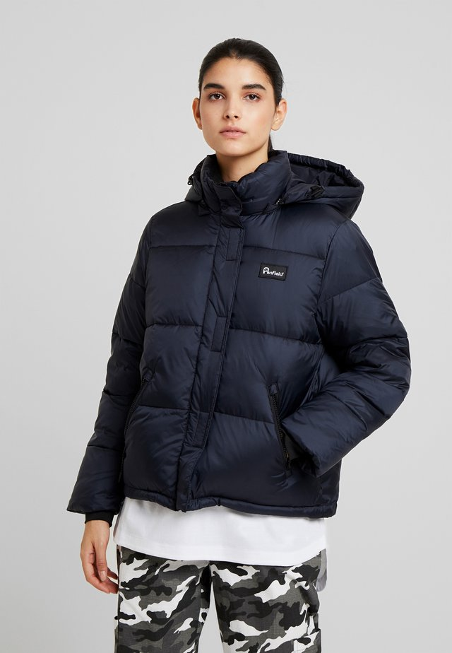 EQUINOX JACKET - Winter jacket - black