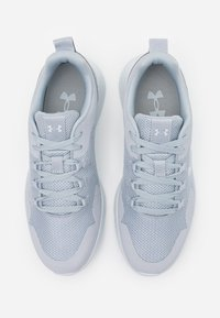 Under Armour - ESSENTIAL - Sports shoes - mod gray - 3