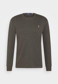 Polo Ralph Lauren - PIMA - Long sleeved top - dark charcoal heather - 3