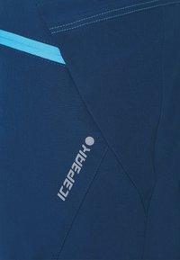 Icepeak - DIEPPE - kurze Sporthose - navy blue - 5