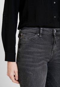 edc by Esprit - Jeans Skinny Fit - black medium wash - 3