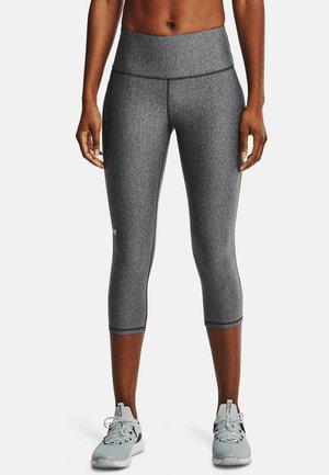 HI CAPRI - 3/4 sports trousers - charcoal light heather
