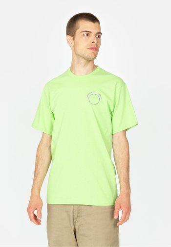 Robotics - Print T-shirt - lime