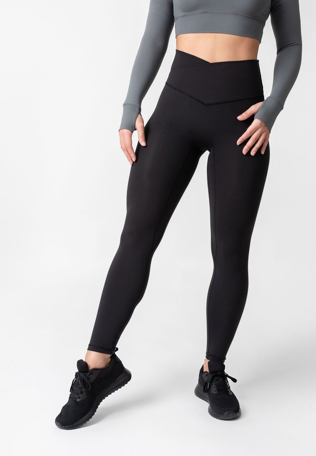 AMINTA GLEAM WORKOUT  - Legging - black