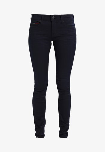 MID RISE SKINNY NORA - Jeans Skinny Fit - boogie blue