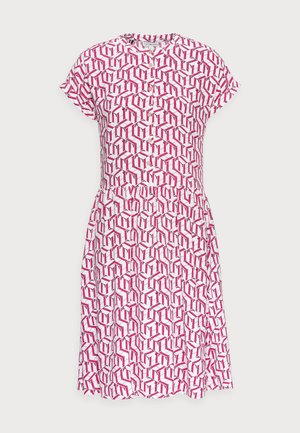 KNEE DRESS - Vestido camisero - pink