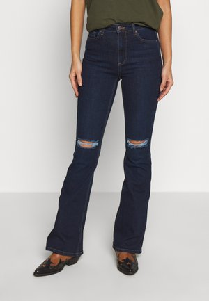 TWOSS LACIVERT - Bootcut jeans - navy