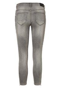 Noisy May - Jeans Slim Fit - light grey denim - 5