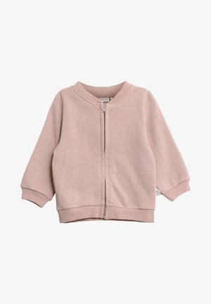 Cardigan - rose powder