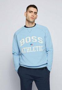 BOSS - STEDMAN_RA - Sweater - open blue - 0