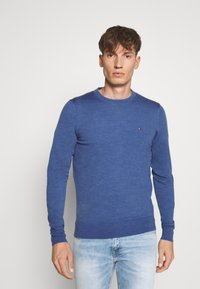 Tommy Hilfiger Tailored - Pullover - blue - 0