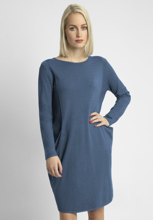 Jumper dress - blue jeans