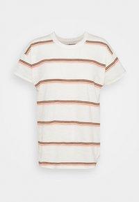 Madewell - SORREL WHISPER CREWNECK TEE IN SCAR STRIPE - Print T-shirt - lighthouse - 3
