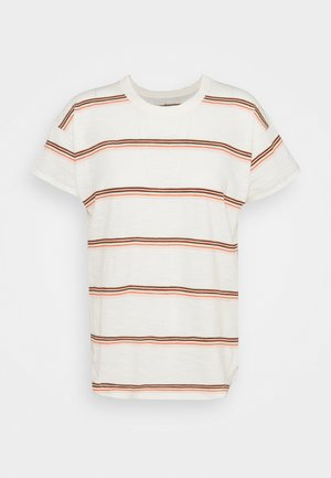 SORREL WHISPER CREWNECK TEE IN SCAR STRIPE - Print T-shirt - lighthouse