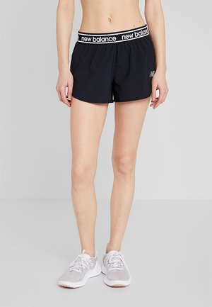 ACCELERATE SHORT - Korte broeken - black