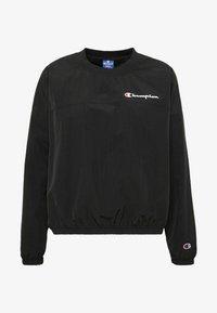 Champion - CREWNECK - Sweatshirt - black - 4
