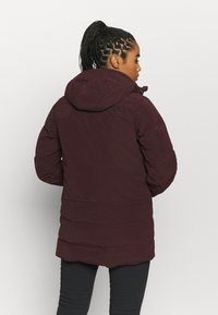 The North Face - PALLIE JACKET - Skijakke - root brown - 2