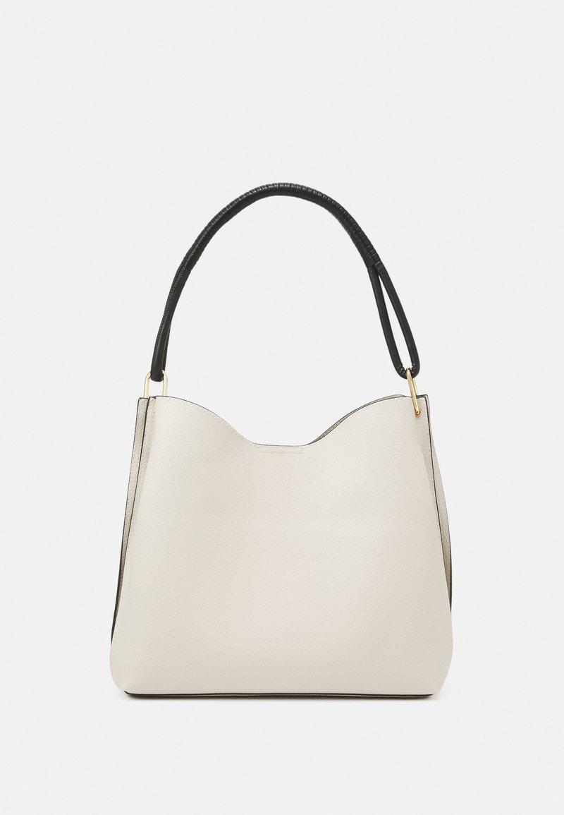 PARFOIS - SAC STRAPY L - Handbag - ecru