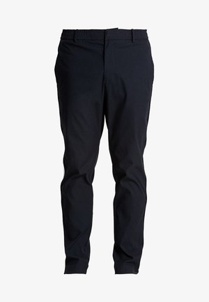 LUCA 3XDRY - Outdoor trousers - black