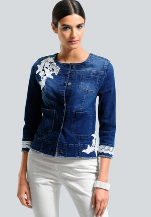 Denim jacket - blue stone