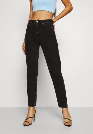 LOOSE - Relaxed fit jeans - black