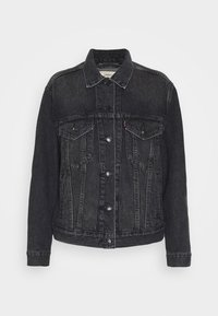 Levi's® - WELLTHREAD TRUCKER - Jeansjakke - earth stone - 4
