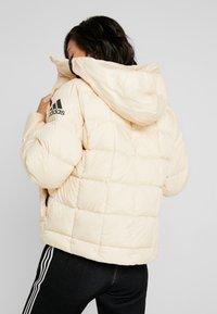 adidas Performance - Z.N.E. DOWN JACKET - Winter jacket - sand - 2
