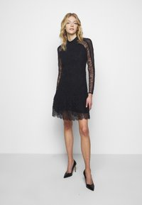 HUGO - KESUSA - Cocktail dress / Party dress - black - 4