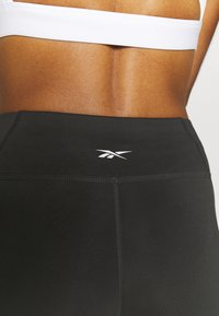 Reebok - VECTOR LOGO - Collants - black - 5