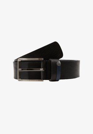 CONTRAST KEEPER  BELT - Pásek - black