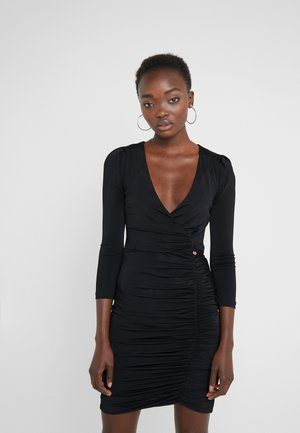 ABITO - Pouzdrové šaty - nero