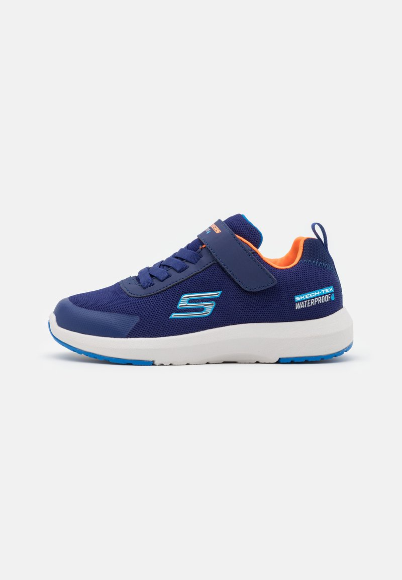 Skechers - DYNAMIC TREAD - Trainers - navy/orange/light blue