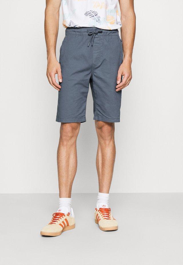 POVL ELASTICATED - Shorts - china blue