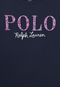 Polo Ralph Lauren - Top s dlouhým rukávem - french navy multi - 2
