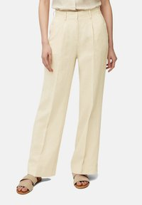 Marc O'Polo - Trousers - summer taupe - 0