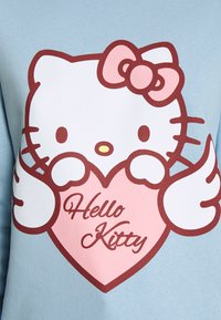 NEW girl ORDER - HELLO HEART - Sweatshirt - blue - 6