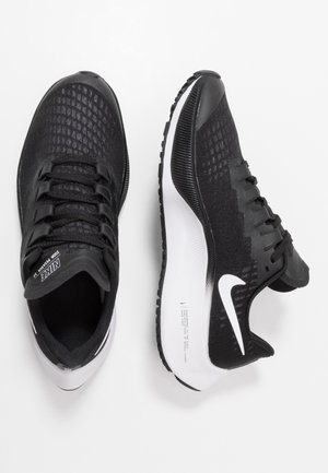 AIR ZOOM PEGASUS 37 UNISEX - Neutrální běžecké boty - black/white