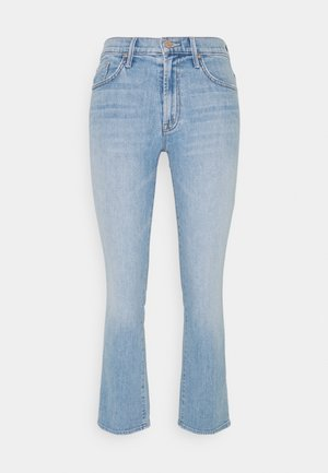 THE INSIDER ANKLE JEAN - Jeansy Skinny Fit - zapped